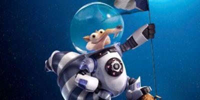 """Nuevo tráiler de la película """"La era del hielo 5: Choque de mundos"""""""