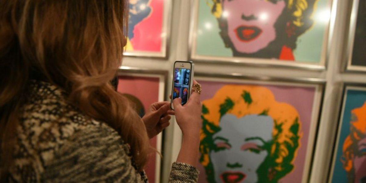 Impactante exposición de arte contemporáneo