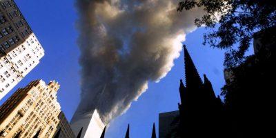 Atentados del 9/11 Foto:Getty Images