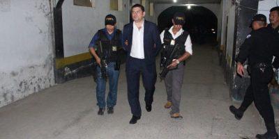 Guatemalteco es detenido en el aeropuerto de Tegucigalpa