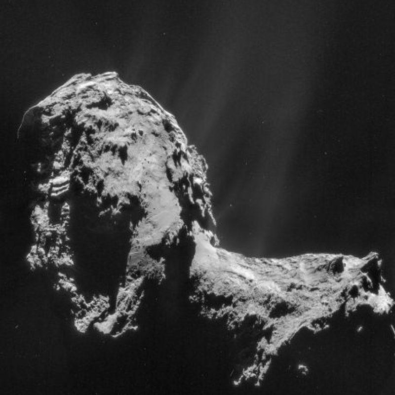 """Mientras que con """"Asteroid Impact and Deflection Assessment (AIDA)"""" planea chocar contra un asteroide y destruirlo. Foto:nasa.gov"""