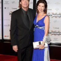 Está casado desde 1998 con Sam Jenkins. Foto:vía Getty Images