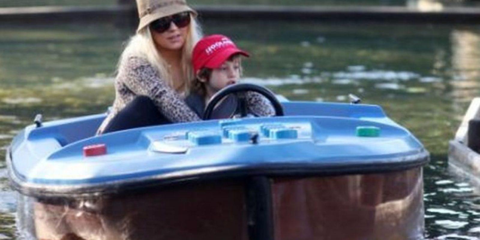 Christina Aguilera Foto:Vía Twitter