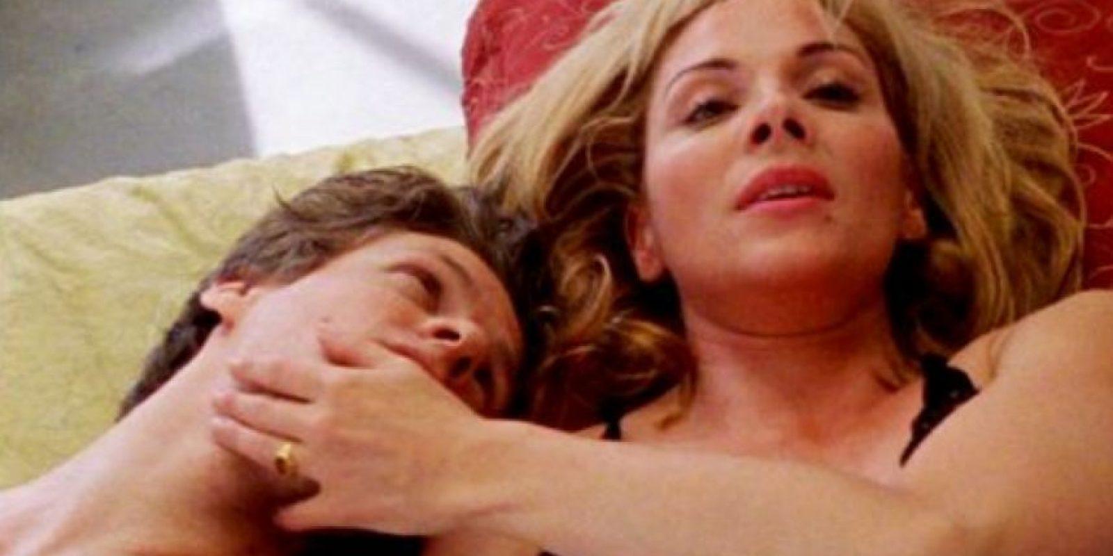 """""""Tal y como somos en la cama, somos en la vida. Nunca he conocido a un hombre que fuese malo en la cama y bueno en la vida."""" Foto:vía HBO"""