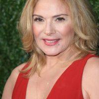 Kim Cattrall ganó el Globo de Oro en 2003 por ese papel. Foto:vía Getty Images