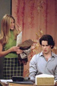 """Eddie Cahill. Interpretó al joven asistente de """"Rachel"""", """" Tag"""". Foto:Warner"""