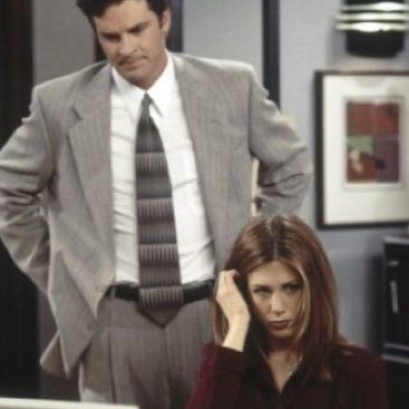 """Steven Eckholdt. Interpretó a """"Mark"""", el compañero de trabajo que intenta conquistar a """"Rachel"""" Foto:Warner"""