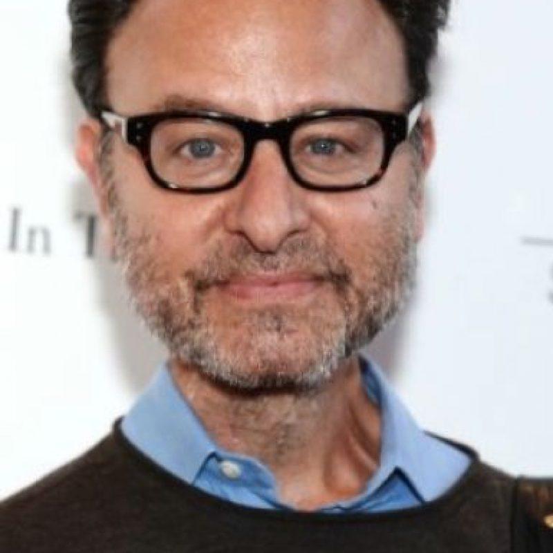 """Fisher Stevens Ahora tiene 51 años y también apareció en la película """"Cortocircuito"""" Foto:Getty Images"""