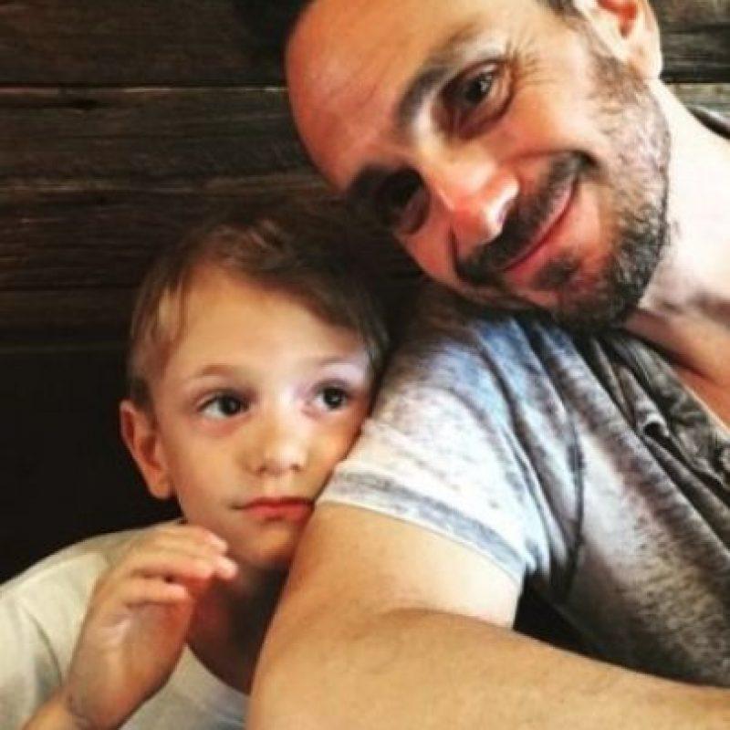 Azaria ahora tiene 51 años, es padre y actor de doblaje Foto:Vía instagram.com/hankazaria