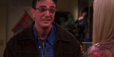 """Hank Azaria. Interpretó a """"David"""", el científico que se enamoró de """"Phoebe"""" Foto:Vía instagram.com/hankazaria"""