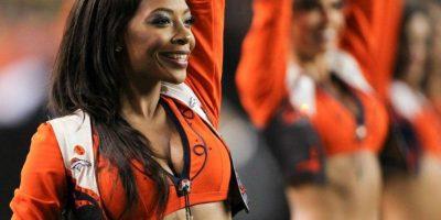 Las mejores imágenes de las porristas de Denver Foto:NFL