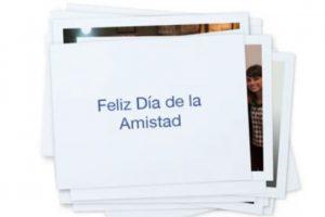 Facebook celebró el Día de los Amigos con un nuevo video para sus usuarios. Foto:Facebook