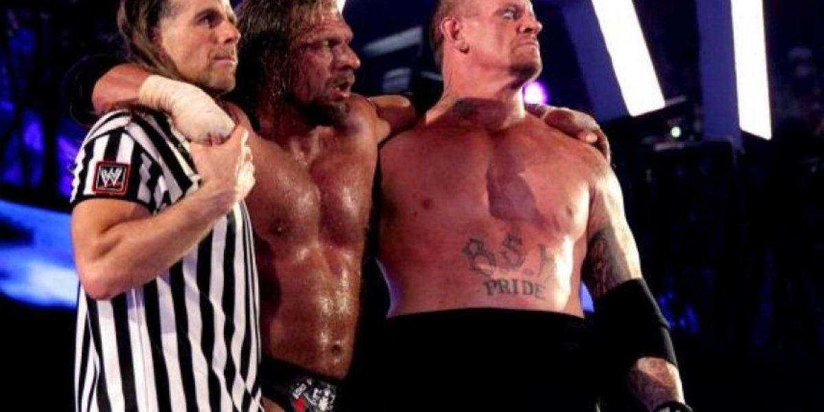Leyenda de WWE cerca de ser réferi especial en Wrestlemania 32