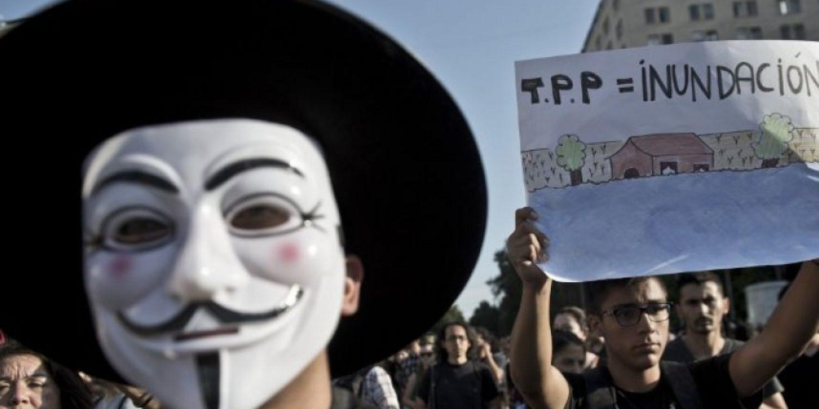 Tratado de Asociación Transpacífico (TPP) Foto:AFP