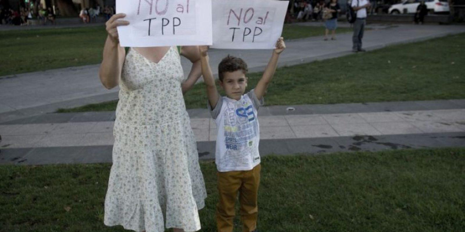 El TPP ahora será sometido a un periodo de ratificación de dos años en los que al menos seis naciones deben aprobar el texto final para que el pacto se implemente. Foto:AFP