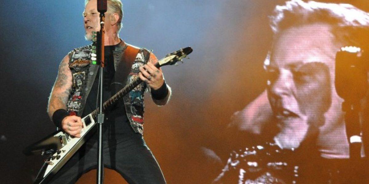 Transmisión en vivo del concierto de Metallica: The Night Before del Super Bowl 2016