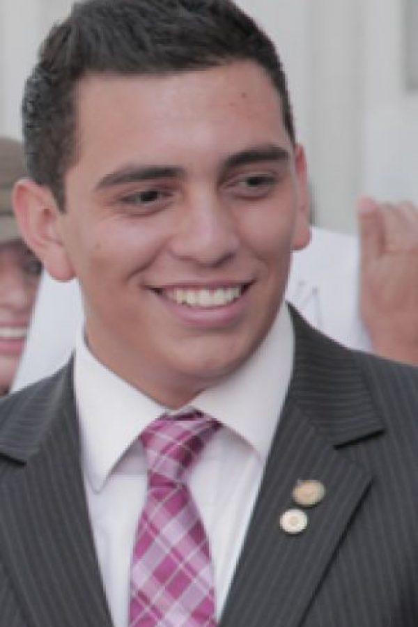 Juan Manuel Giordano (logró la curul por Líder). Foto:Publinews