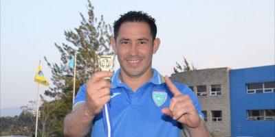 """""""Nunca hemos jugado por dinero"""" pero """"¡Somos campeones!"""" dice Carlos Mérida"""