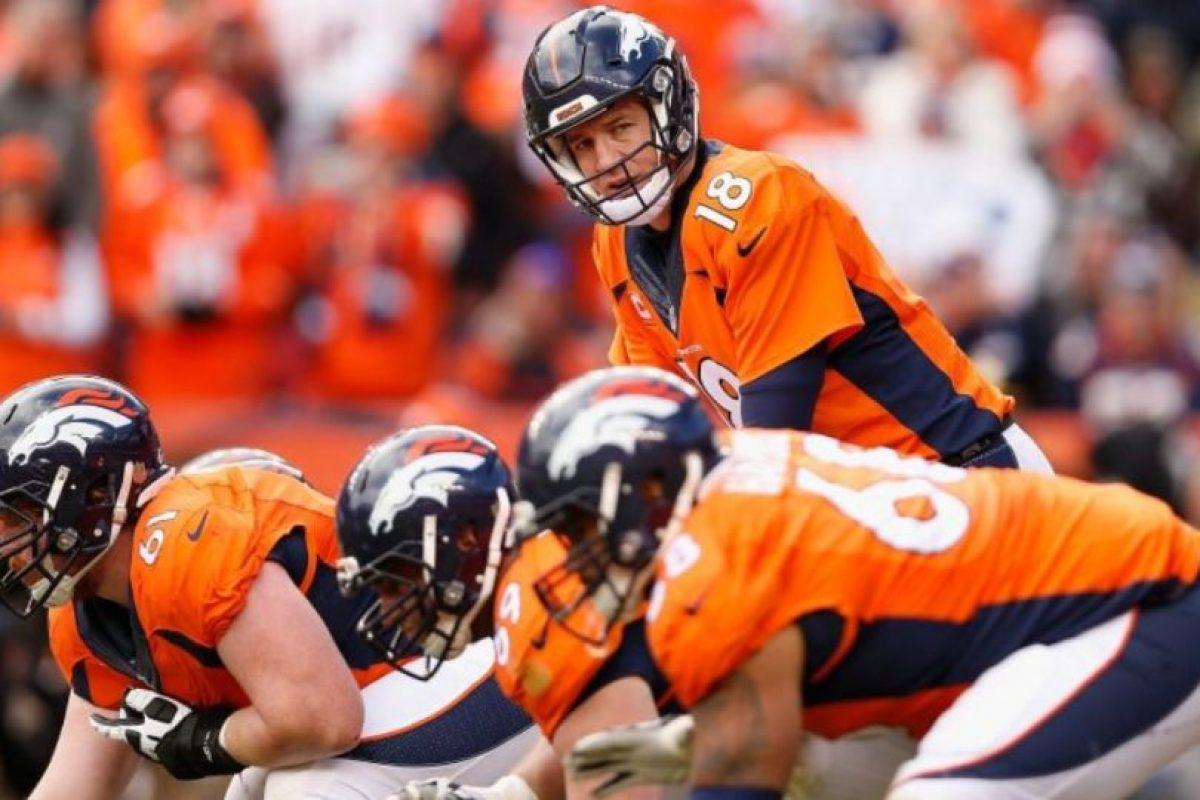 Contra Denver. Foto: Getty Images