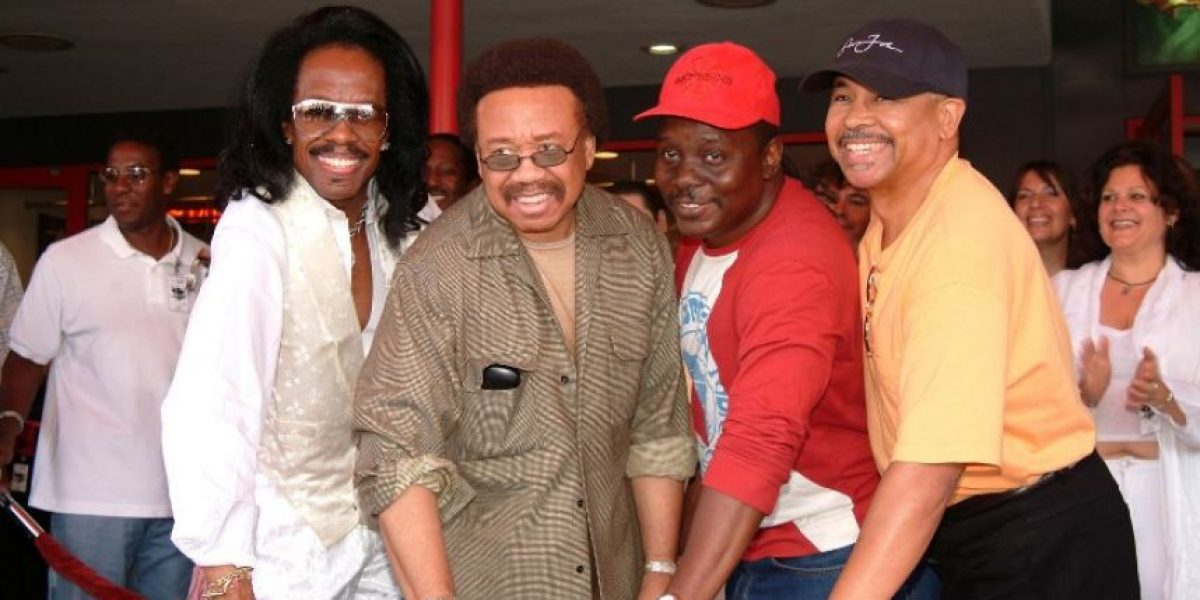 Muere Maurice White, fundador de Earth, Wind & Fire