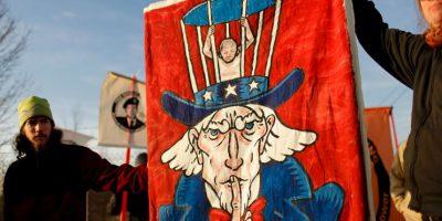 Principalmente de aquellos que considera totalitarios. Foto:Getty Images