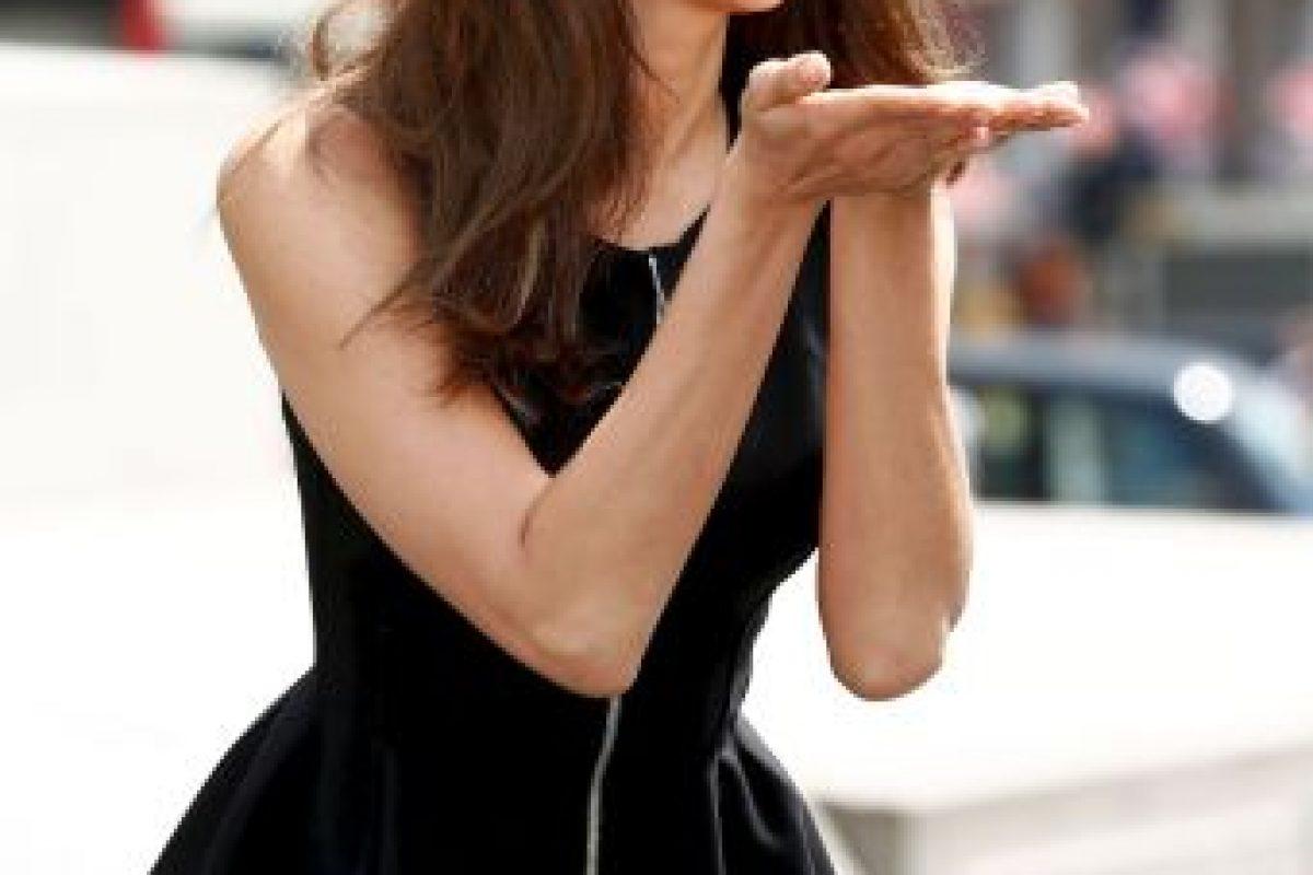 Fue su última novia formal. Foto:Getty Images