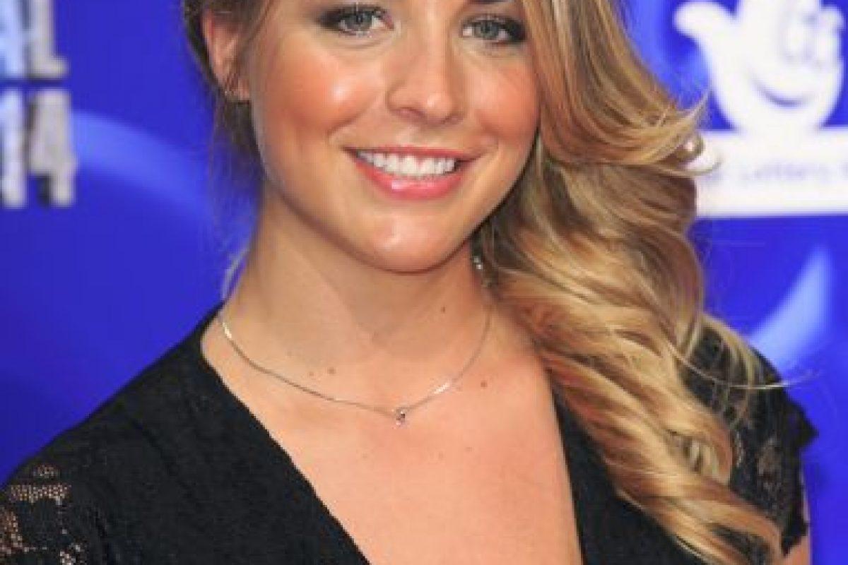 6. Gemma Atkinson Foto:Getty Images