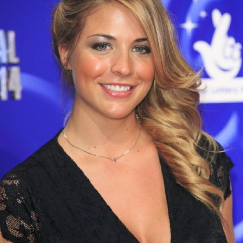 6. Gemma Atkinson Foto: Getty Images