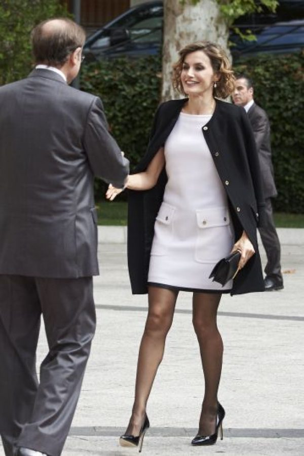 Outfits de Letizia que la hicieron lucir espectacular Foto: Getty Images