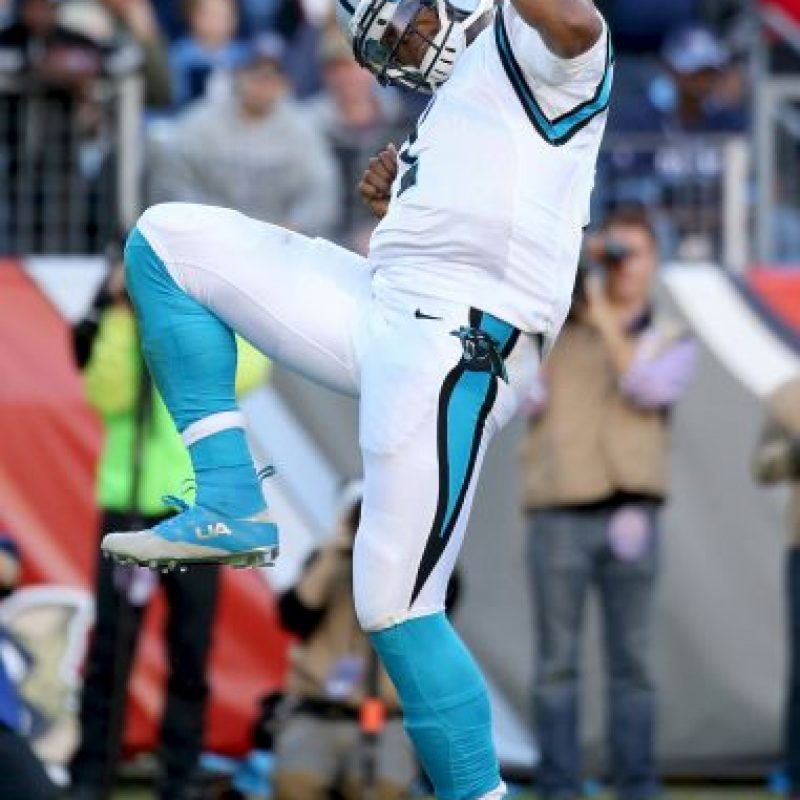 Cam Newton busca ganar su primer Super Bowl Foto: Getty Images