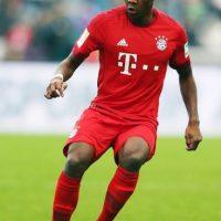 David Alaba (Bayern Munich) Foto:Getty Images