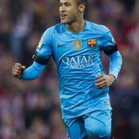 En medio de las pláticas por la renovación de Neymar con el Barcelona, el Real Madrid desea fichar al brasileño. Foto:Getty Images