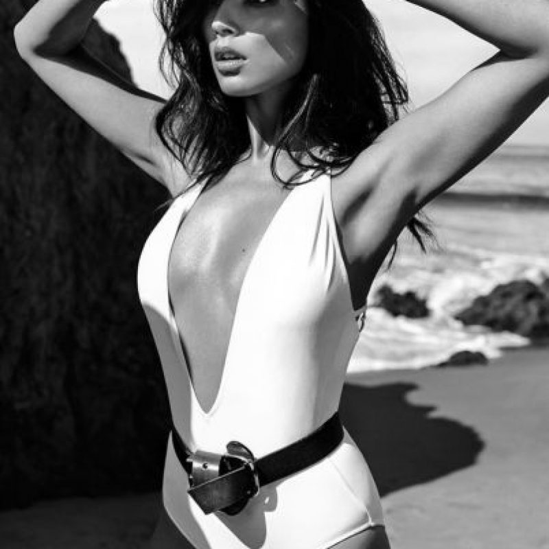 8. Jessica Gomes Foto:Vía instagram.com/iamjessicagomes