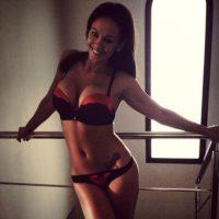 Fue novia de Cristiano en 2008 y se dice que él la terminó a través de un mensaje de texto. Foto:Vía instagram.com/nereidagallardo
