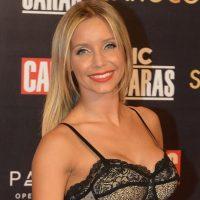 En 2007 se habló que tenía un romance con el portugués. Foto:Vía instagram.com/lucianaabreuoficial