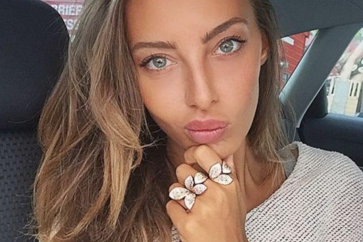 14. Alessia Tesdechi Foto:Vía instagram.com/alessiatedeschi91