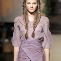 Lo tenía todo: era exitosa modelo en Nueva York. Foto:vía Getty Images