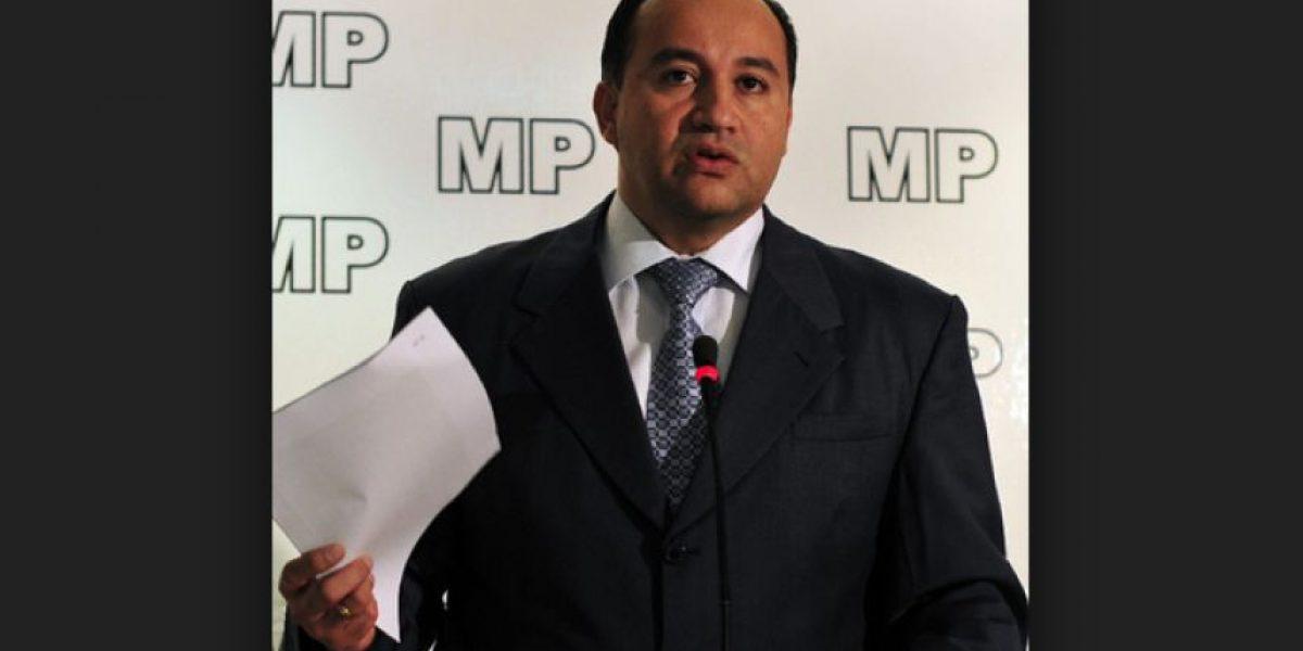 Conrado Reyes, el fiscal general destituido en 2010 quiere ser magistrado constitucional