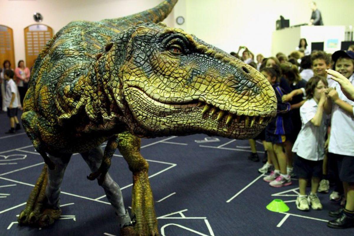 ivió a finales del período Cretácico, hace aproximadamente entre 68 y 66 millones de años. Foto:Getty Images