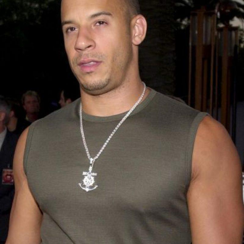 5. Vin Diesel Foto:Getty Images