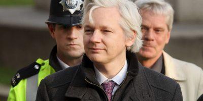 Julian Assange Foto:Getty Images