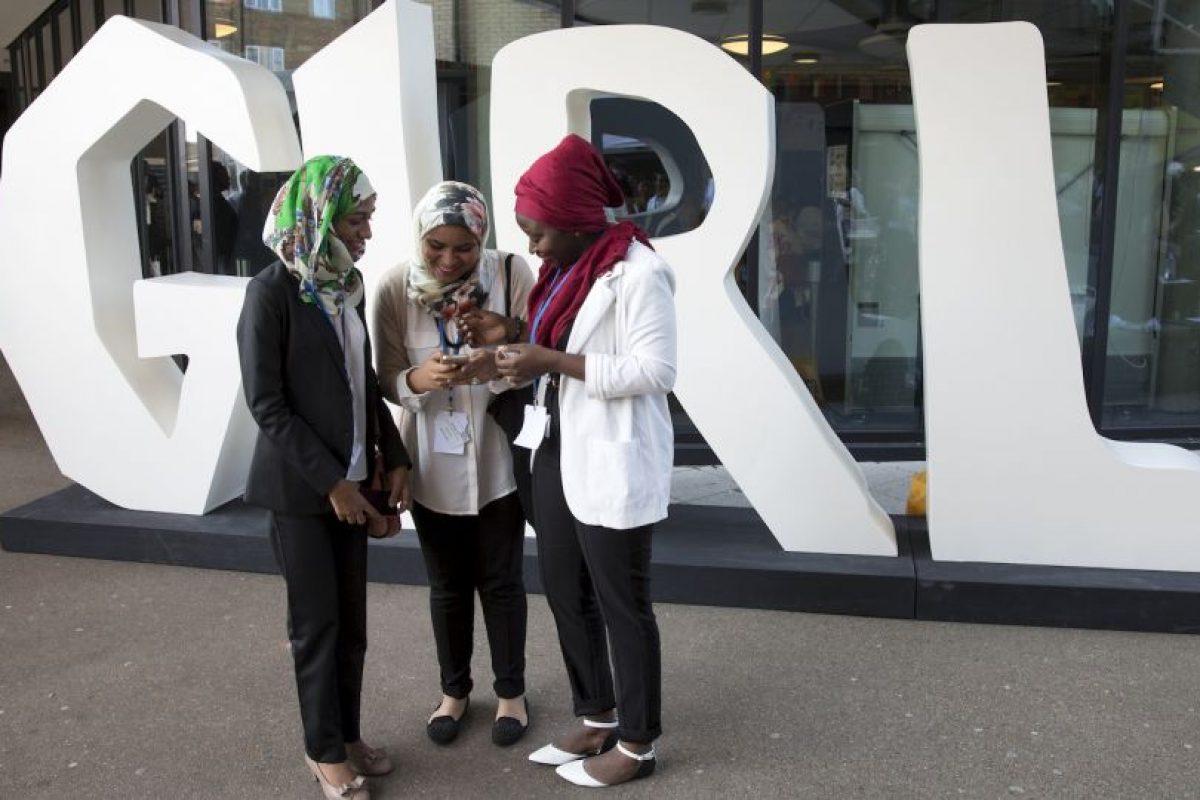 Los procedimientos de la MGF se practican mayormente en la infancia. Foto:Getty Images