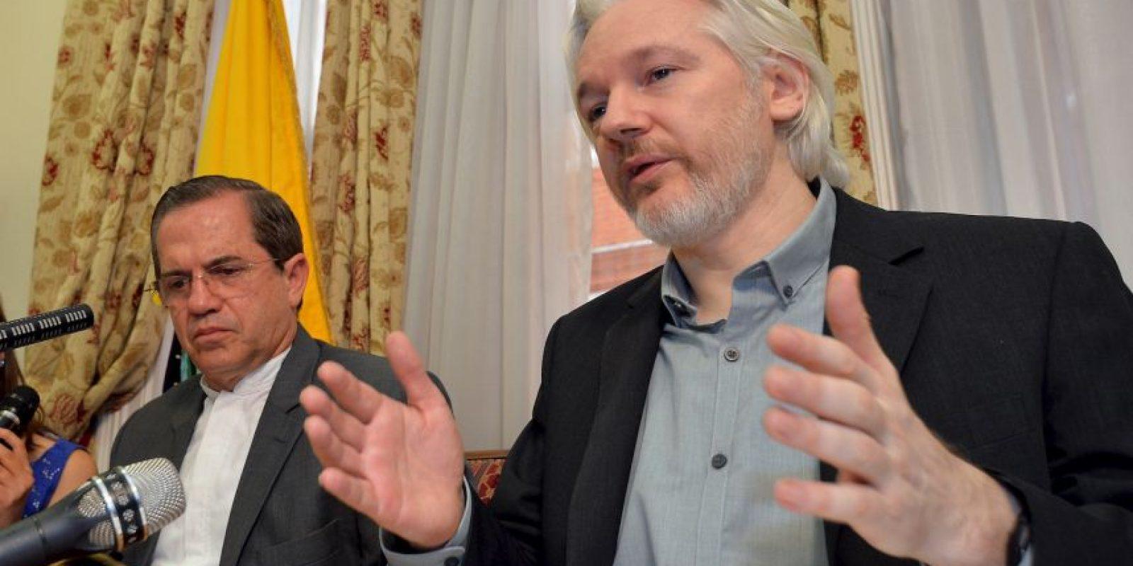 El máximo temor de Assange es ser extraditado a Estados Unidos Foto:Getty Images