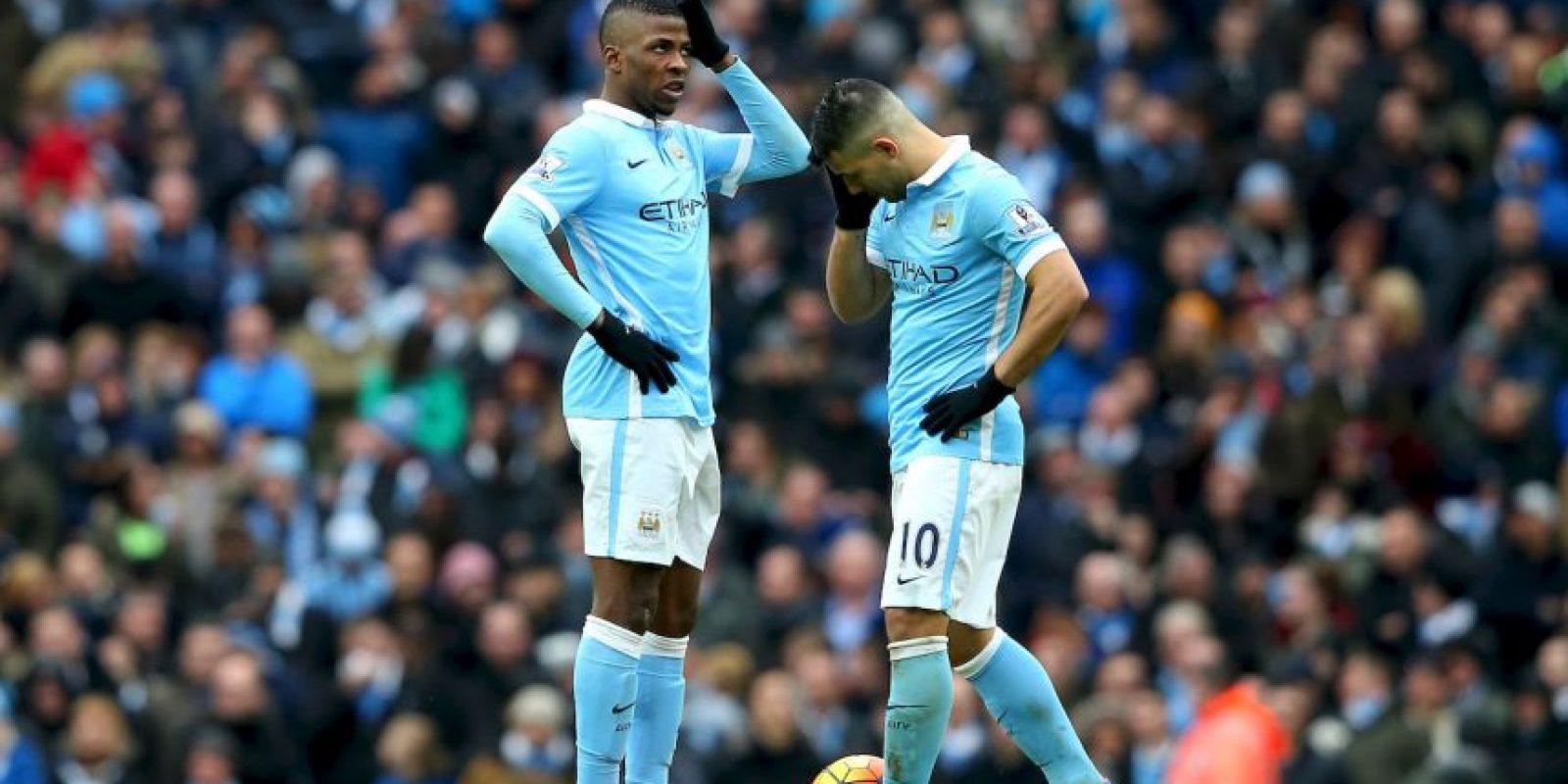 Aunque a su equipo no le fue nada bien. Foto:Getty Images