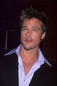 1. Brad Pitt Foto: Getty Images