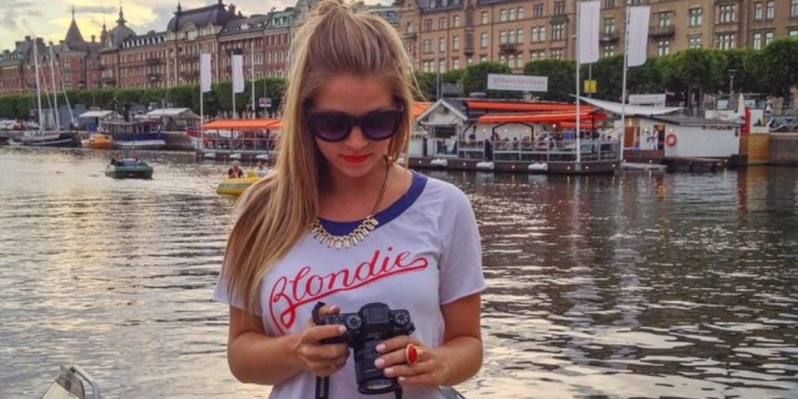 Suecia Foto:Vía Instagram.com/theblondeabroad