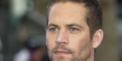 Paul Walker murió calcinado en un accidente de auto. Foto: vía Getty Images