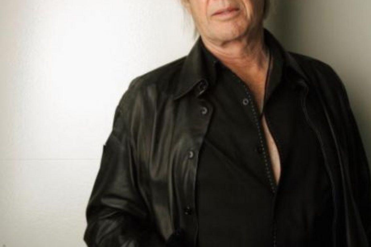 David Carradine murió asfixiado con una correa mientras se masturbaba. Foto:vía Getty Images