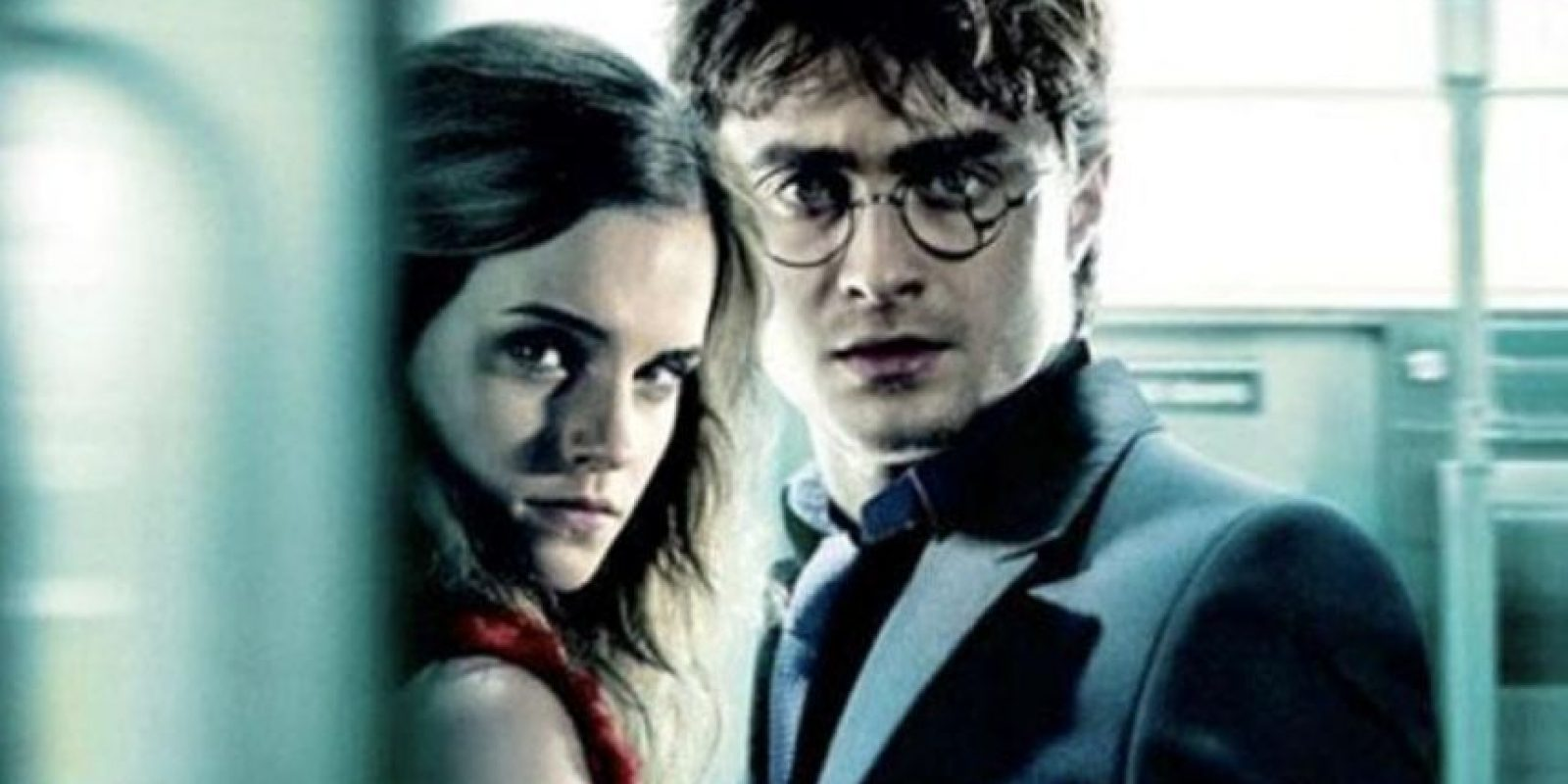 Que Hermione debió casarse con Harry. Foto:vía Warner Brothers