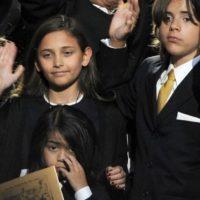 Michael Jackson murió cuando ella era apenas una niña. Foto:vía Getty Images